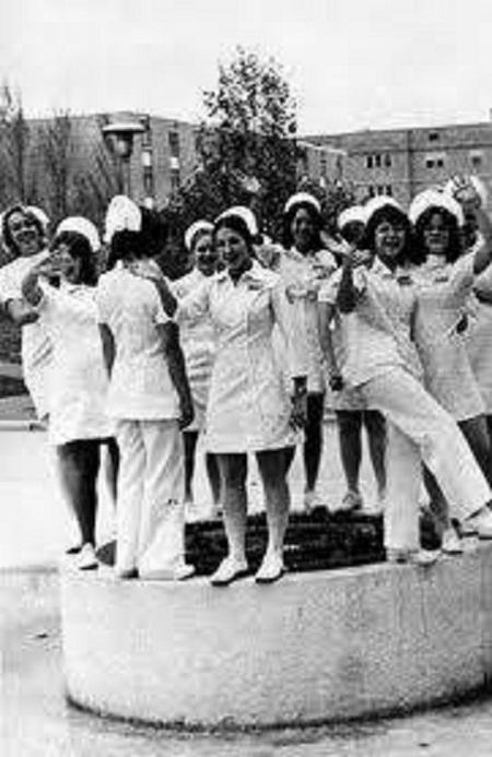 1960s nurses