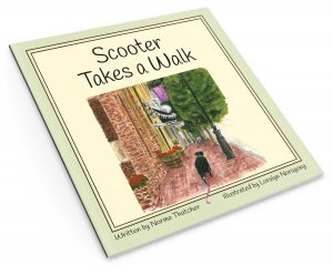 Scooter Takes a Walk - by Norma Thatcher